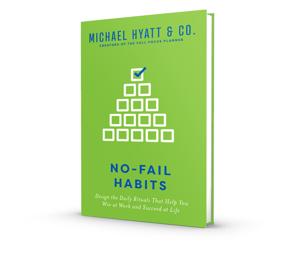 No-Fail Habits book book